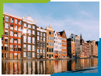 direct accountants Netherlands Holland Amsterdam canal houses canals