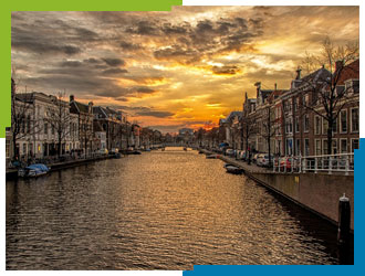 direct accountants the Netherlands Holland Amsterdam canals