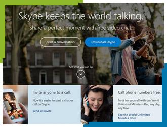 Direct Accountants Skype Personal