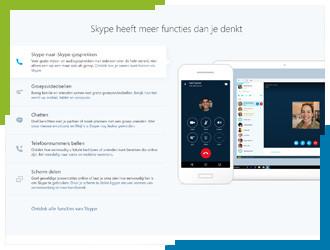 Direct Accountants Ondersteuning via Skype